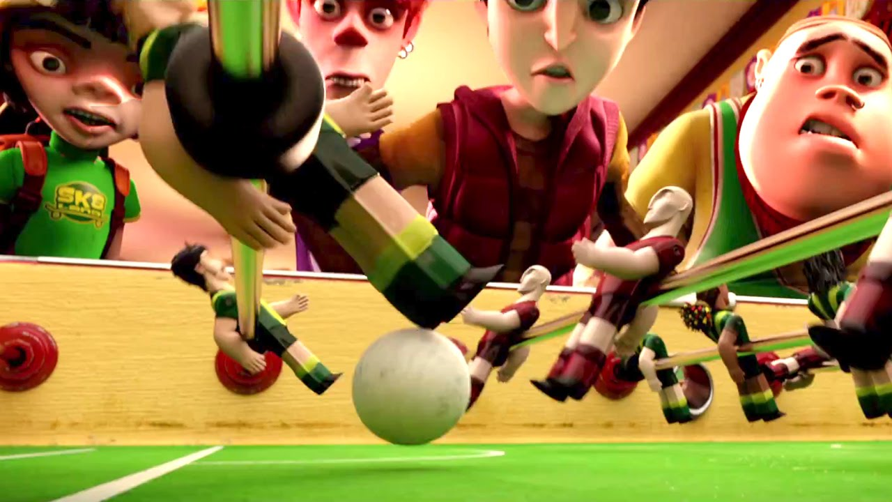 Underdogs Trailer Animation 2015 Youtube