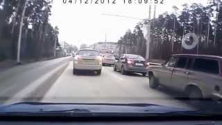 СтопХам Авто приколы на дорогах.  Приколы с девушками за рулем, дтп, пешеходами и т д