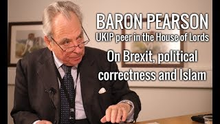 The Gravity of the Situation | Lord Pearson Interview