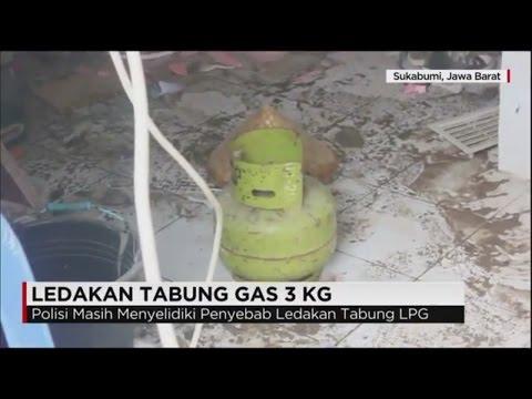 Ledakan Tabung Gas 3Kg Porak-Porandakan Rumah di Sukabumi Mp3