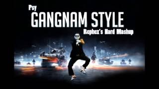 Psy meets. Noisecontrollers - Gangnam Hardstyle (Rephex