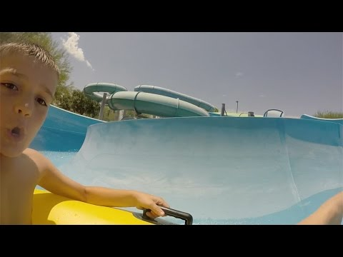 Summer Fun at Wet N' Wild Waterpark