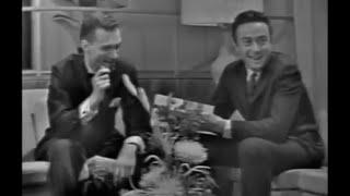 Lenny Bruce Hugh Hefner Playboy's Penthouse 1959