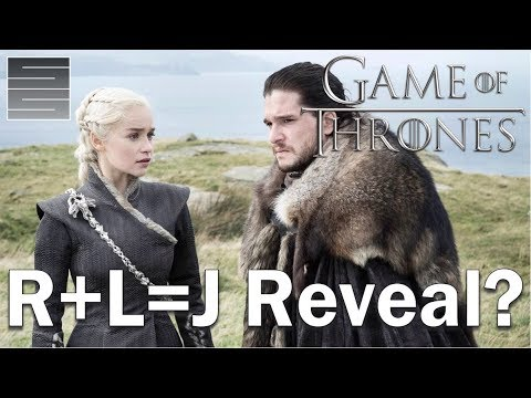 Game Of Thrones Season 7 How Will R+L=J Be Revealed to Jon Snow - Howland Reed?
