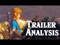 NEW Japanese Nintendo Switch Trailer BotW Analysis