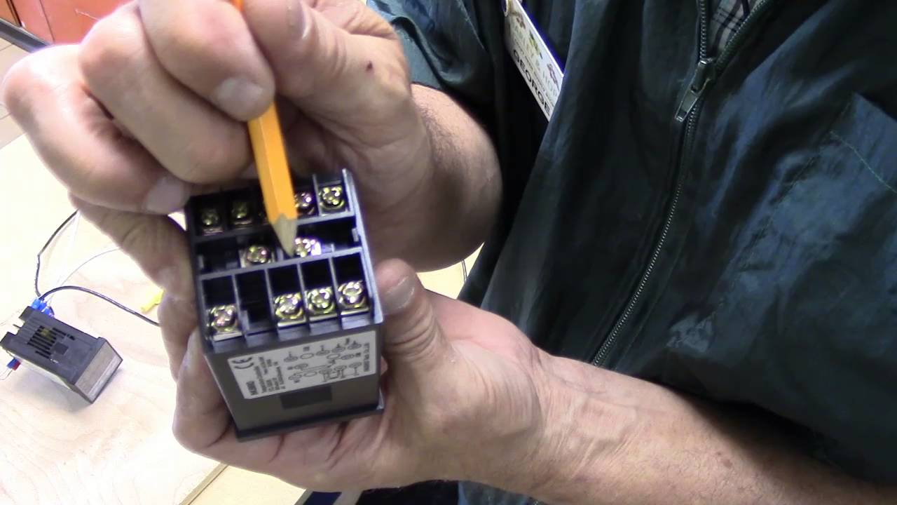 Wiring My Inkbird Pid Part 2 Youtube 15 Amp Plug Diagram For 220v