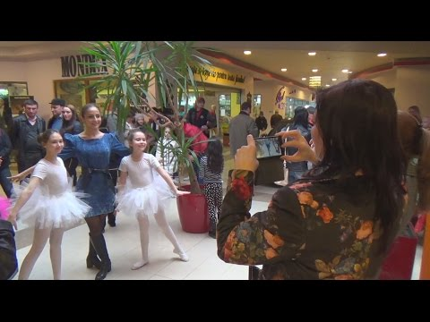 Tv Dumesti: Happy Steps - spectacol de balet la Silver Mall
