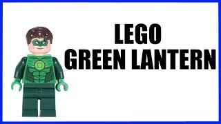 ������� LEGO Green Lantern ������� ������