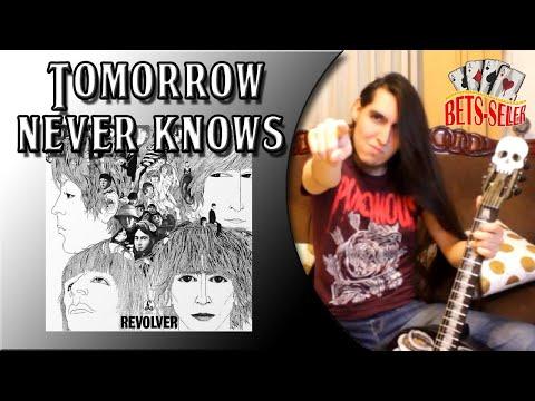 ♥♠ Tomorrow Never Knows - The Beatles (Cover) ♦♣