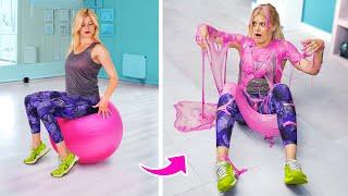 Bubble Gum Blowing Battle