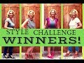 Style Challenge Winners || Claim Your Prize