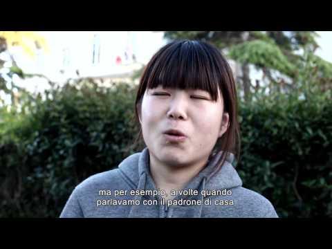 Studenti cinesi a Bari - Conservatorio N. Piccinni