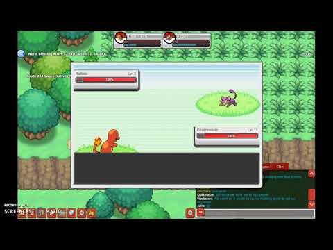 CHARMELEON YO TE ELIJO! Pokemon Planet Online
