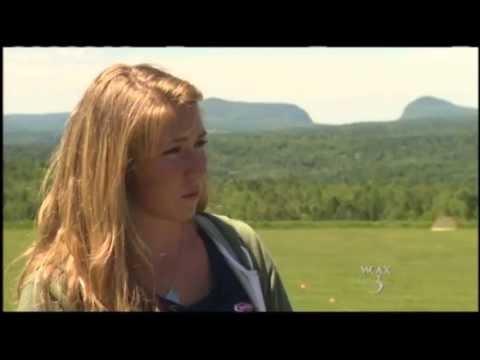 Mikaela Shiffrin Returns to Burke Mountain Academy