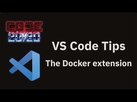 The Docker extension