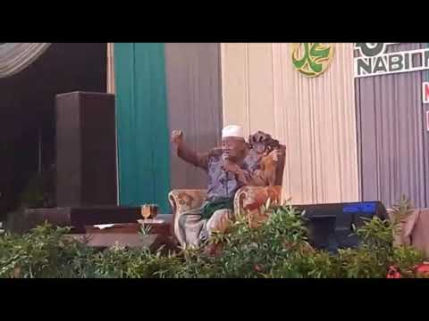 Pengajian Isra' Mi'raj Bersama KH Khusen Ilyas di Masjid Al Ikhlas Bluper Sidoarjo