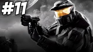 Halo: Combat Evolved Anniversary Walkthrough | 343 Guilty Spark | Part 11 (Xbox One)