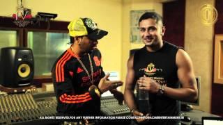 Jazzy B talking about Yo Yo Honey Singh