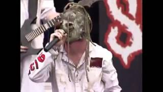 Slipknot - Jump the fuck up! (Spit it out - Dynamo 2000)