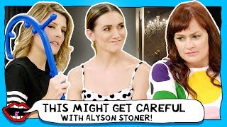Alyson Stoner Guesses Self-Care Product Prices
