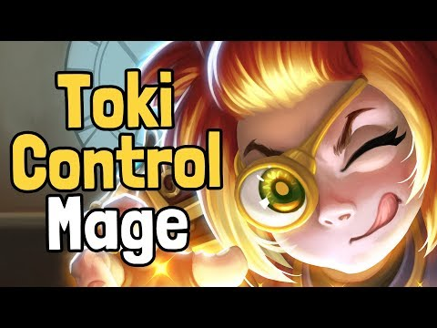 Toki Control Mage Decksperiment - Hearthstone