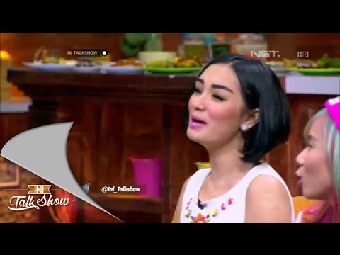 Ini Talk Show 19 Juni 2015 Part 2/6 - Zaneta Geogrina, Zaskia Gotik, Ayu Pratiwi Dan Cherly Juno