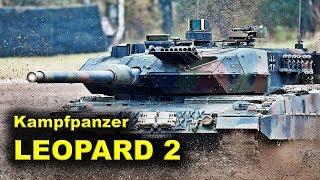 Dünyanın En İyi Tankı Leopard 2 Hakkında Her Şey