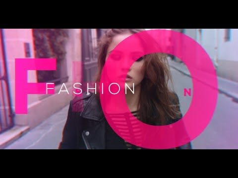After Effects Template: Fashion Slideshow