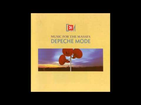DJ RICKY JOE' ( depeche mode - music for the masses megamix )