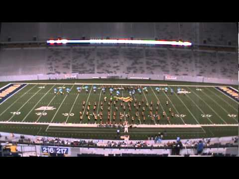 University High School Band 2010