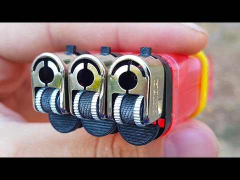 Thumbnail: 5 Awesome Tricks with Lighters