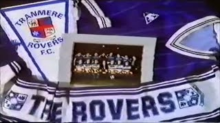 40 MINUTES TRANMERE ROVERS DOCUMENTARY 1983