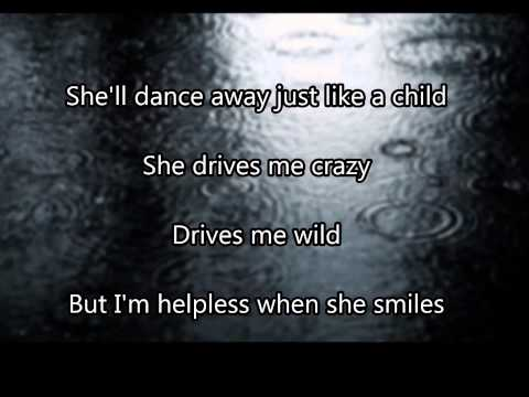 Helpless When She Smiles - Backstreet Boys (Lyrics