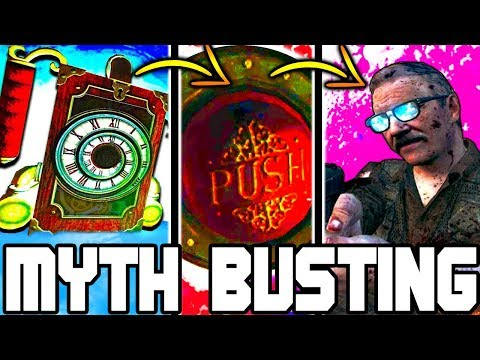 WHAT HAPPENS WHEN REVERSING THE SUPER EASTER EGG? | CALL OF DUTY ZOMBIES | MYTH BUSTING MONDAYS #136 thumbnail