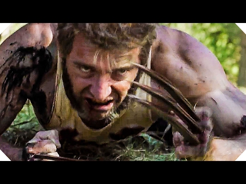 LOGAN Super Bowl TRAILER (2017) Wolverine 3, X-Men Movie HD