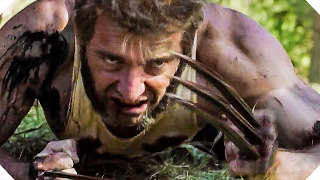 LOGAN Official TRAILER (2017) Wolverine 3, X-Men Movie HD