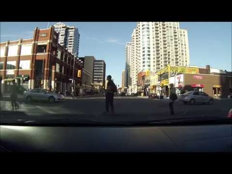 Downtown Ottawa Driving Tour