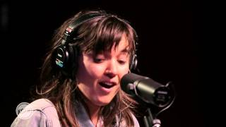 Courtney Barnett Performing Avant Gardener Live On KCRW