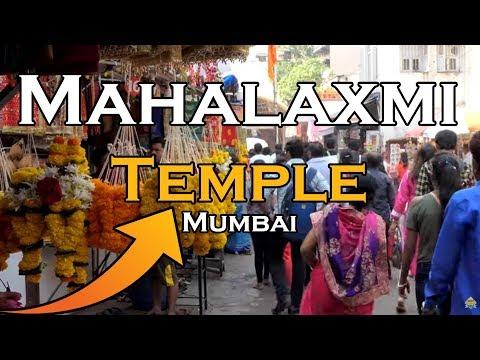 Mahalaxmi Temple, Mumbai, India In 4k Ultra HD