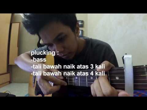 slam - gerimis mengundang gitar cover & tutorial