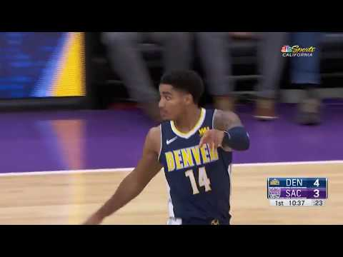 Denver Nuggets vs. Sacramento Kings - November 20, 2017