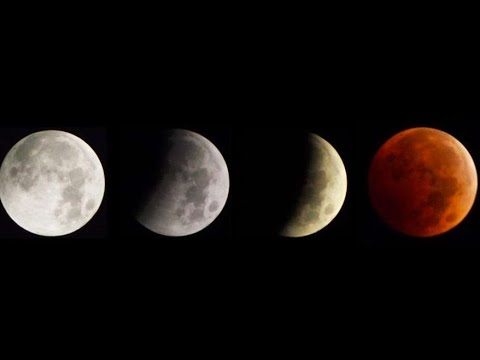Blood Moon Live! Livestream of the July 27th Total Lunar Eclipse