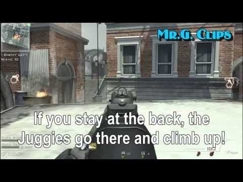 COD:MW3 Survival SOLO - UNDERGROUND Strategy Guide.