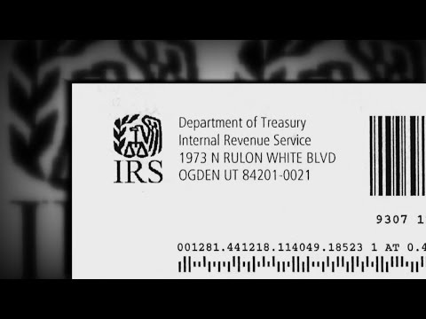 Local woman concerned after getting letter from IRS