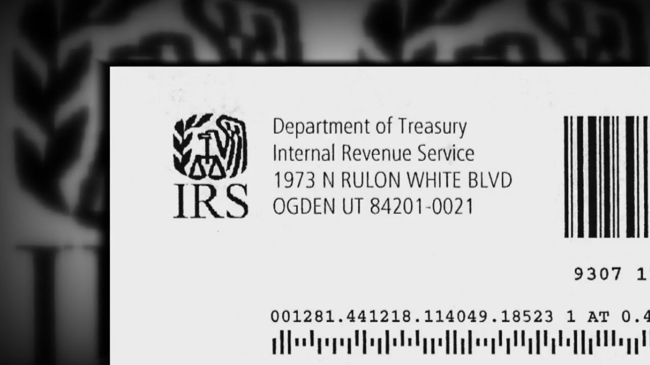 Local woman concerned after getting letter from IRS   YouTube