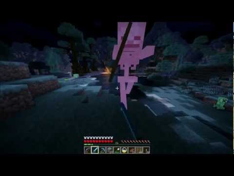 Смотреть прохождение игры Minecraft Big Trees Adventure. Серия 15 - Triple fail.