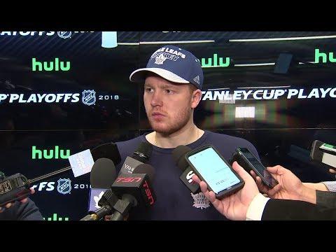 Maple Leafs Post-Game: Frederik Andersen - April 19, 2018