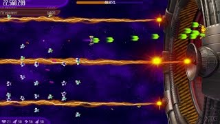 Chicken Invaders 4: Ultimate Omelette PC Gameplay HD