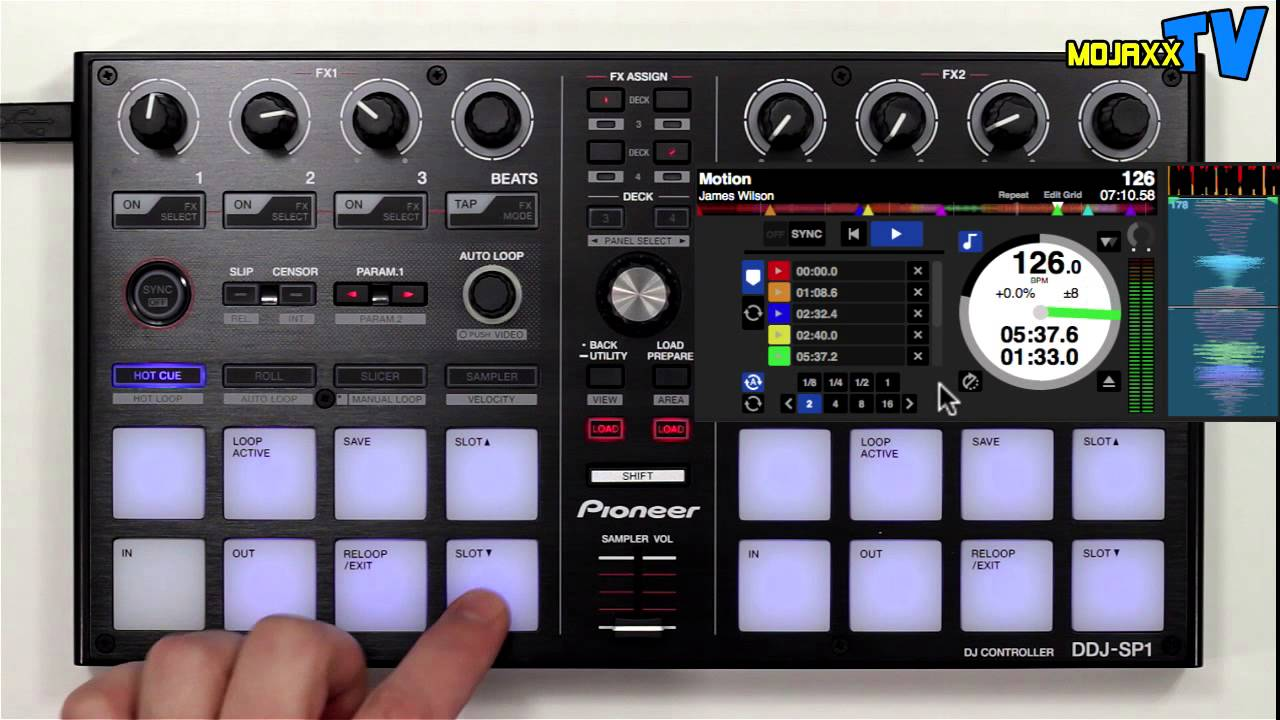 PIONEER WEGO4 SERATO DJ PRO
