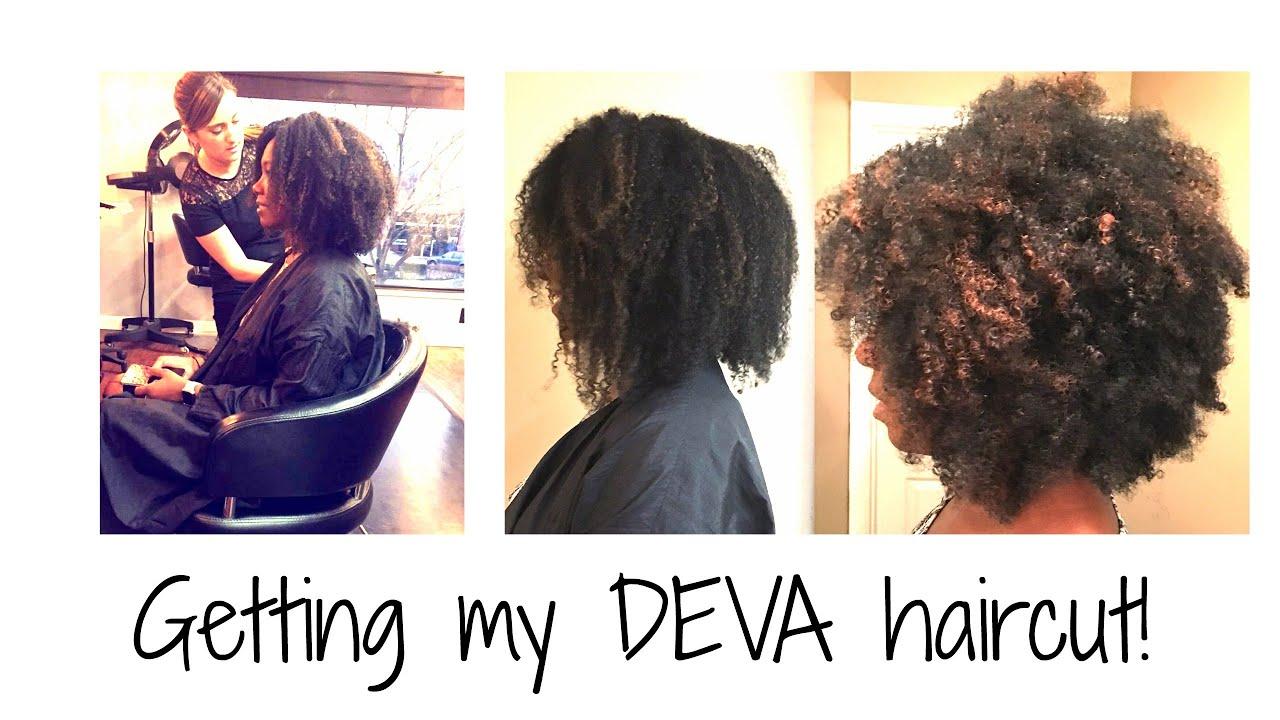 My Deva Cut On My Natural Hair Im2jazzy Vlogs Youtube